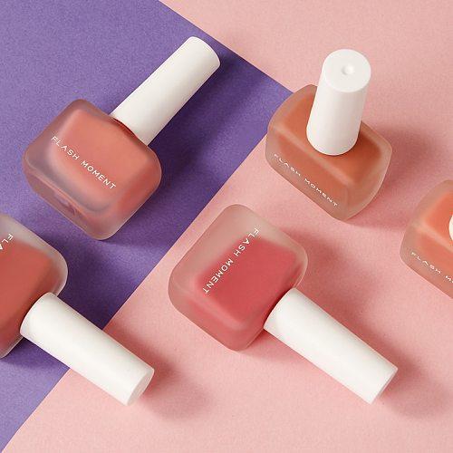 10ML Liquid Blush Palette Matte Cosmetics Repair Bright Skin Matte Face Contour Shadow Cheek Blusher Cream Korean Makeup TSLM2