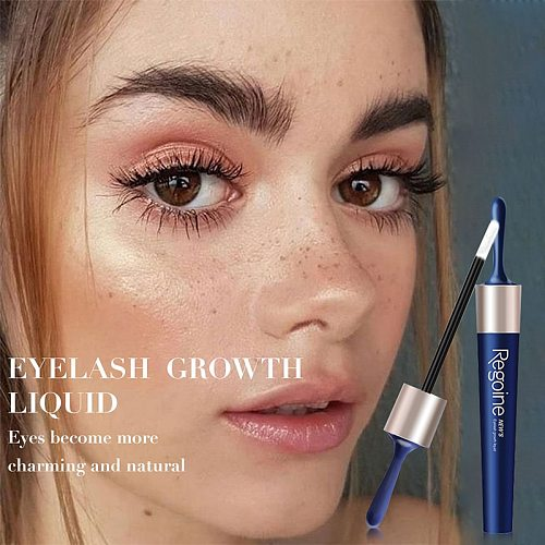 Eyelash Serum Growth Eyelash and Eyebrow Nourishing Essence Growth Eyelash Roots for Long and Thick and Lengthening Eye Lashes