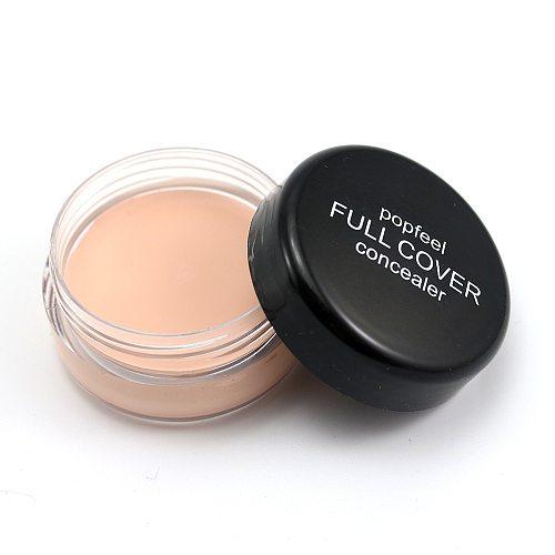 1Pcs Sell 5 Color Hide Blemish Face Eye Lip Creamy Concealer Stick Make up Concealer Cream Foundation Cover 12