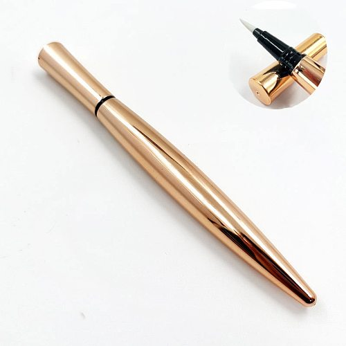 Self adhesion eyelash Glue free Transparent Liquid Eyeliner Pencil Eyeliner Pen Waterproof Long-lasting Cosmetic Tool