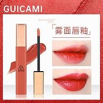 GUICAMI12 Colors Lipgloss Set Lip  Moisturizing Matte Lipstick Matt Lip Glaze Makeup Long Lasting Lipstick Tubes Maquiagem
