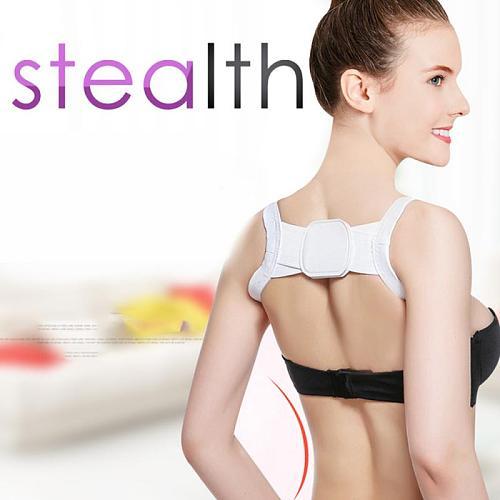 Brace Support Invisible Back Posture Orthotics Corrector Brace Spine Back Shoulder Lumbar Posture Correction