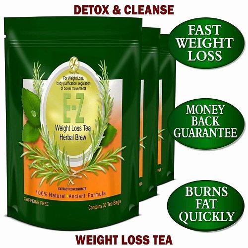 GPGP Greenpeople 7/14/28 Days Herbal Detox Tea Bags Weight Loss Tea Slimming Skinny Fit Tea Bag for Burning Fat Health Care