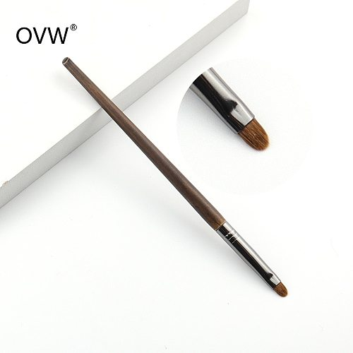 OVW Small Tapered Smudge Brush for Liquid Creamy Eye Shadow maquiagem profissional completa 1 piece cosmetic tool brochas