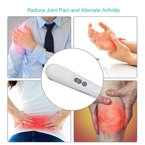Handy Cure Laser LLLT 808nm Cold Laser Therapy Device Body Pain Relief Red Light Therapy Chiropractor Recommend Tooled