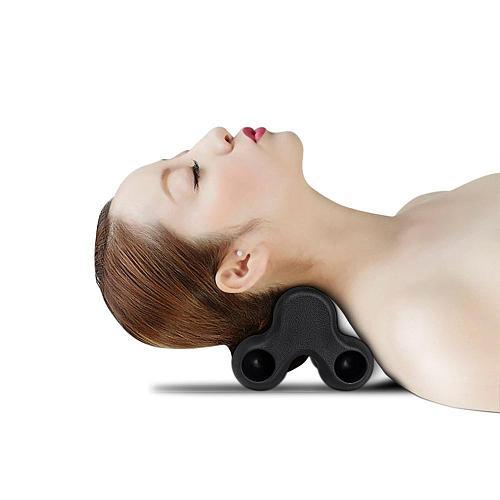 Bone Massage Cervical Traction Massager Cervical Spine Wrist Shoulder Points Pillow Health Care