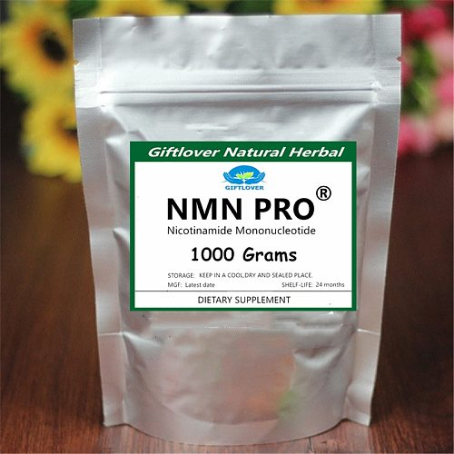 Facotry NMN Supplement,Nicotinamide Mononucleotide Powder,Keep Younger,Longevity Support,Naturally Boost NAD+ Levels,Whitening