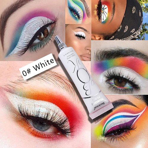 Eyeshadow Primer Waterproof Long Lasting Eyeshadow Primer For Eyes Base Makeup Sweatproof Liquid Eyeshadow Primer Cream TSLM1