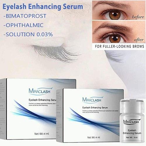 7 Days Eyelash Growth Eye Serum Eyelash Enhancer Longer Fuller Thicker Lashes Serum Eyelashes Lifting Eyebrows Enhancer