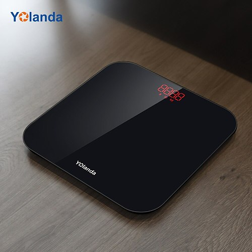 Yolanda CS20B Smart Body Weight Scale Bluetooth Electronic Body Weighing Scale Balance Health Monitor Body Composition Analyzer