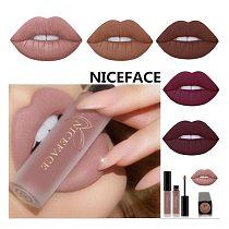 New 24 Color Liquid Lipstick Matte Makeup Waterproof Red Lip Long Lasting Gloss Mate Black Lip Stick Matte Liquid Lipsticks