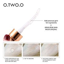 O.TWO.O Professional  Makeup Primer Anti-Aging Moisturizer Face Care Essential Oil Makeup Base Liquid 18ml Makeup Skin Care