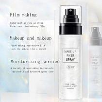 100ml Makeup Setting Spray Moisturizing Long Lasting Foundation Fixer make Up SprayMatte Finishing Setting Spray Cosmetic