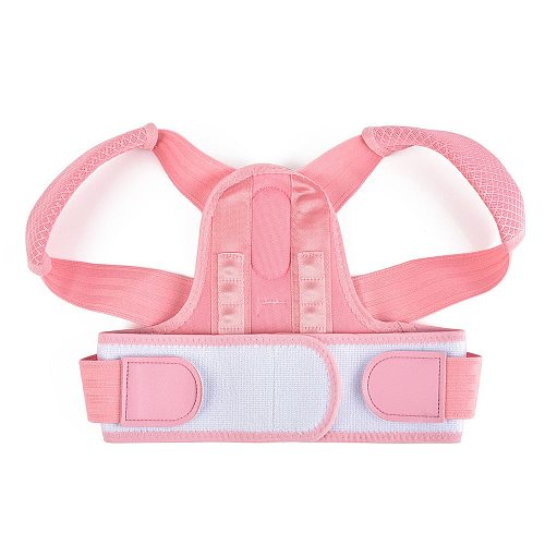 Adjutable Back Posture Corrector Brace for Children Boys Girls Spine Lumbar Orthopedic Corset Sitting Posture Correction Belt
