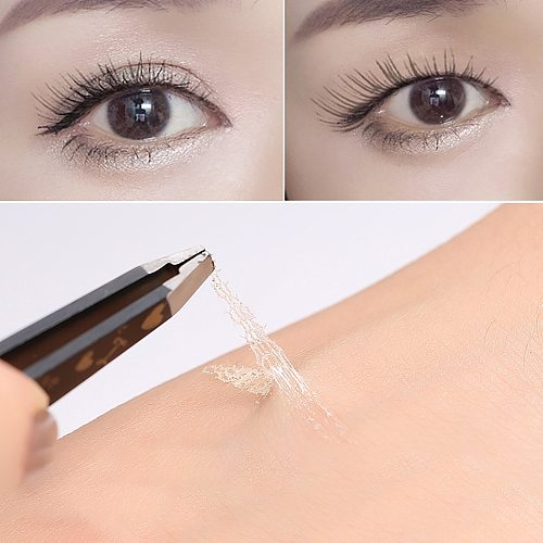 360pcs Eyelid Tape Lace Mesh Doule Eyelid Tape Stickers Natural Eye Tape Invisible Double Fold Mesh Self Adhesive Eyelid Tools