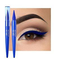 1pc Waterproof Eyeliner Black/Blue/Brown Matte Longlasting Eye Makeup Quick Drying Smudge-proof Eyeliner Pencil wholesale