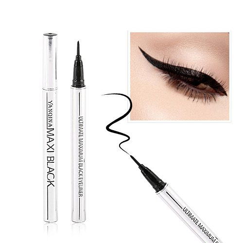 NEWEST Extreme Black Eyeliner Waterproof Women Beauty Makeup Tool Liquid Eye Liner Pencil Fashion Hot Style Quick-dry