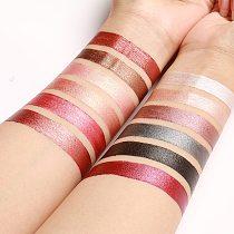 FOCALLURE 12 Colors Eyeshadow Cosmetics Pencil Eyes Makeup Eye Shadow Eye Liner