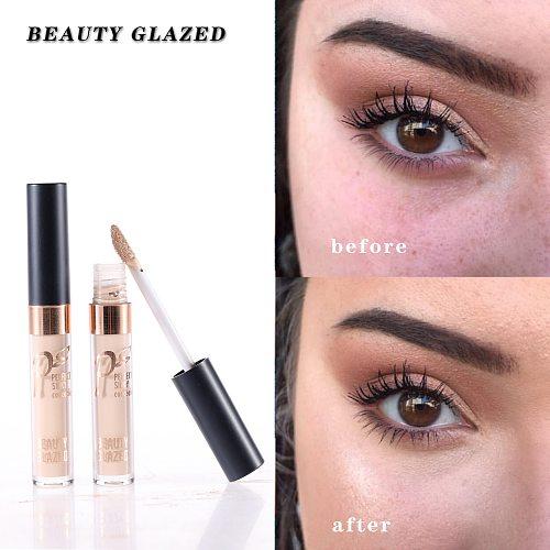 2019 Beauty Glazed make up Cover base primer concealer palette cream makeup base tatoo consealer face foundation