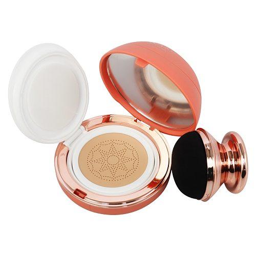 Mushroom Head Air Cushion CC Cream Concealer Moisturizing Foundation 12ML Natural Makeup BB  Cream