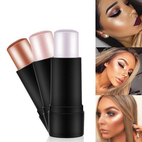 Perfect Summer Shimmer Highlighter Powder Creamy   Shimmer Light Bronzer Highlighter