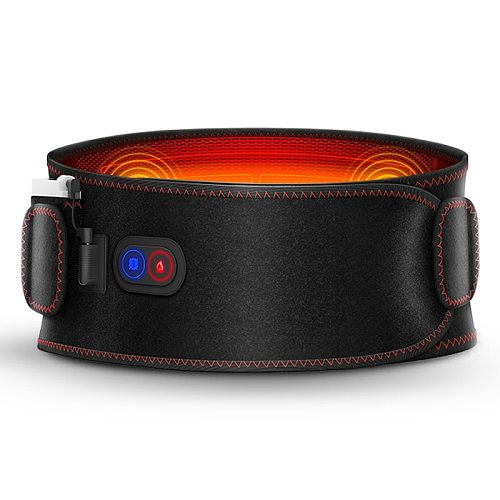 Infrared phototherapy heating kidney belt protection electric massage warm self hot compress cold protection keep warm artifact