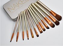 2020 Fashion Women Ladies 12PCS Make Up Brushes Kit Powder Highlighter Eye Shadow Beauty Cosmetics Tools Accessories Small Size
