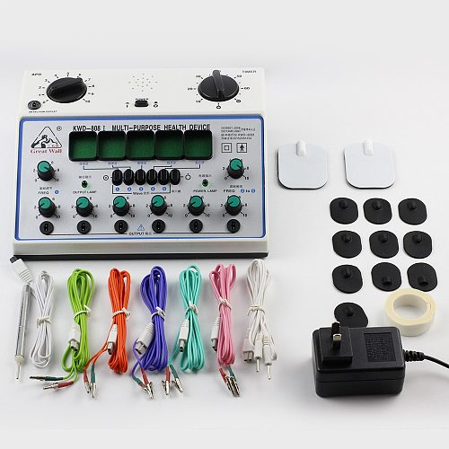 Great Wall KWD 808 Electro Acupuncture Stimulator Machine KWD808 i KWD-808 I KWD 808 i KWD808-i KWD 808i 110V-220V