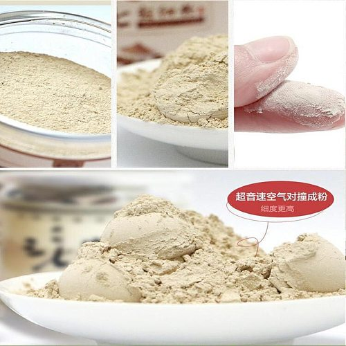 250g/500g Pure natural, no added, wild 13 head notoginseng extract sanqi powder 37 powder Good quality, free shipping