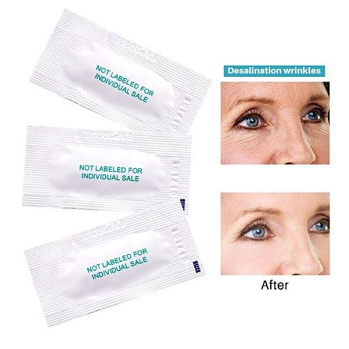 50pcs/Lot Jeunesse Anti-Aging Anti Wrinkle Eye Cream Argireline Face Lift Serum Effective Eye Bag (Without Box)