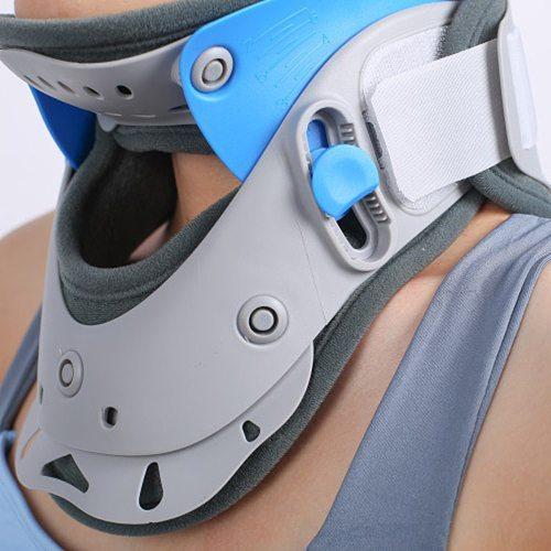 Cervical Neck Traction Device Adjustable Neck Stretcher Spine Corrector Neck Support Brace Orthosis Collar Medical Products