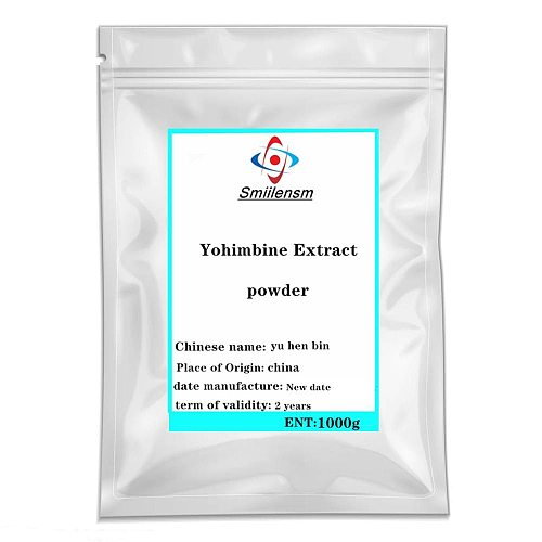 High-quality raw material sex 99% yohimbine bark extract yohimbine hydrochloride/hcl powder