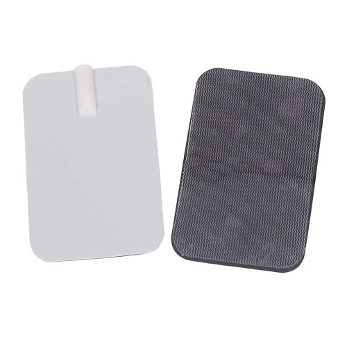 20pcs/lot Silicone/Gel Safe Electrode Pads for KWD-808I KWD808 I KWD-808 I KWD 808 I KWD808-I nerve muscle stimulator Machine