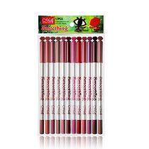 MENOW 12 Colors/Set Lip Liner Sexy Lips Pencil Matte Soft Lipstick Pencil Matt Nude Lipsliner Pen Beauty Makeup Tool Cosmetics