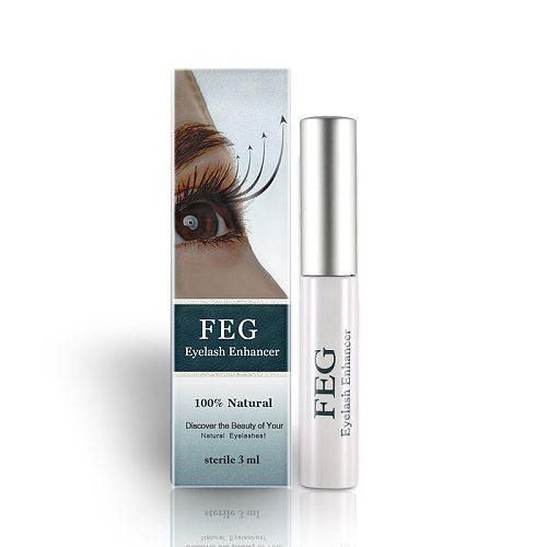 100% Original FEG Eyelash Enhancer Eyelash Serum 7 Days Grow 2-3mm FEG Eyebrow Enhancer Eyebrow Serum Natural Hair Growth Factor