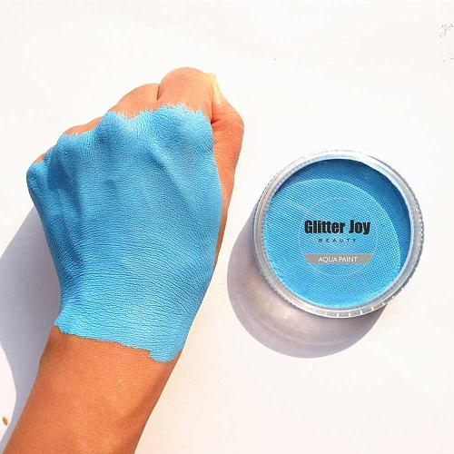 30g/pc Water Activated Vibrant Face And Body Paint Non-toxic Professional Makeup Pigment For Festival, Halloween Costume