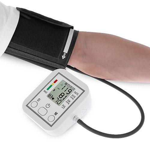 Digital arm tensiometers Tonometer blood pressure monitor meter tensiometer saturometro Cuff for sphygmomanometer BP