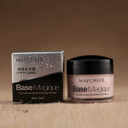 MAYCHEER Makeup Concealer Primer Lasting Oil Control Cover Pore Wrinkle Face Concealer Cosmetic Base Foundation Amazing Effect
