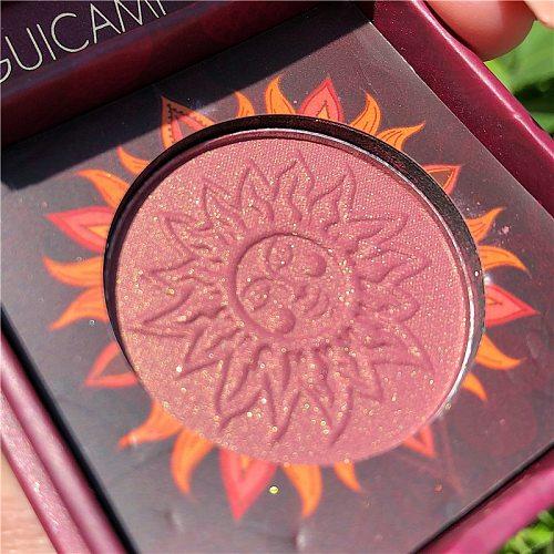 2019 New Makeup Brand Bronzer Blush Palette Face Makeup Baked Cheek Color Blusher Professional paleta de blush
