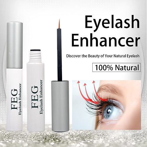 FEG Eyelash Growth Serum Eyelash Growth Treatment Serum Natural Medicine Eyelash Growth Enhancer Lengthening Longer