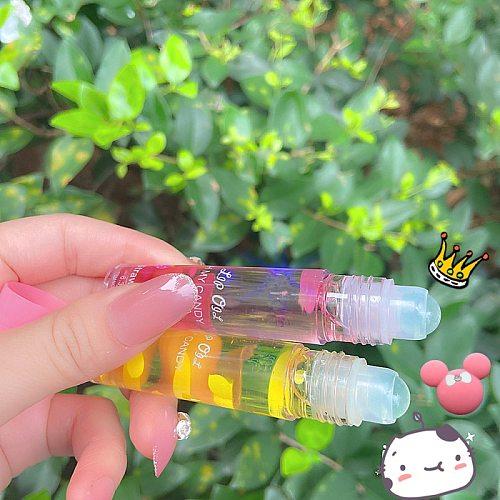 Temperature Change Color Peach Lipstick Lasting Moisturizing Sweet Cute Glaze Oil Glass Lip Gloss Blam Random shipments TSLM1