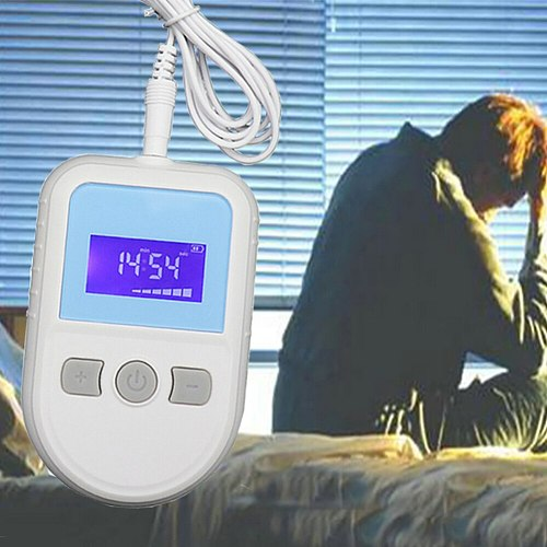 Dropshipping Sleep Pulse Therapy Stop Sleepless Insomnia Care Anxiety Depression Migraine Neurosism Household Meridian Therapy