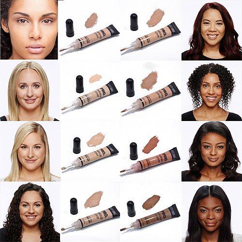 12 Colors Liquid Concealer Makeup 10g(0.35oz) Eye Dark Circles Cream Face Corrector Waterproof Liquid foundation Cosmetic