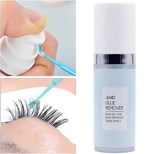 15G 15g Eyelash Glue Remover Blue Fragrance Gel Type Eyelash Adhesive Debonder Removal Essential Eye Makeup Cosmetics Tool