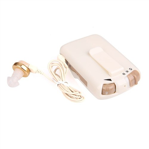 Germany Siemens Pockettio Pocket Hearing Aid Digital High Power Ear Aids for Severe to Profound Loss sound amplifiers S-7A Free