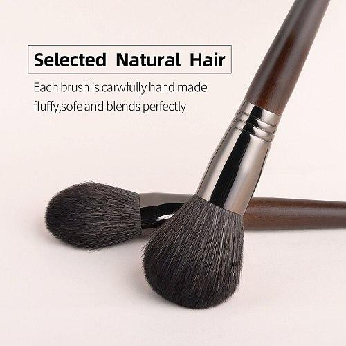 OVW 22 pcs Set Kit  Makeup Brushes Soft Natural Goat Hair Cosmetic Beauty Brush Tools
