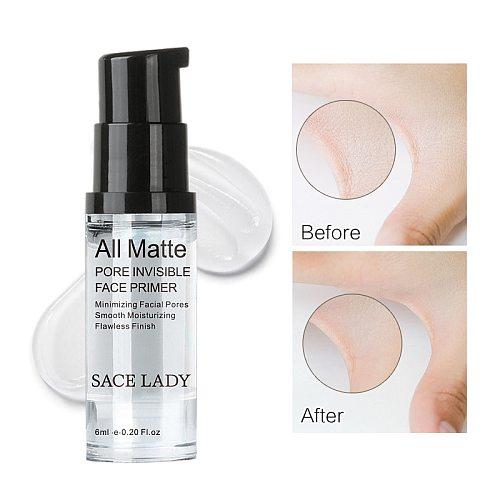 Face Pores Hydrating Makeup Base Primer Liquid Natural Moisturizer Whitening Cosmetic Make Up Long Lasting Facial Skin TSLM1