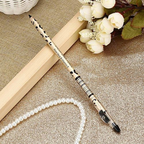 2 Style 1Pc Black Brown Long Lasting Eye Liner Pencil Quick Waterproof Eyeliner Smudge-Proof Cosmetic For Beauty Makeup Pen 1120