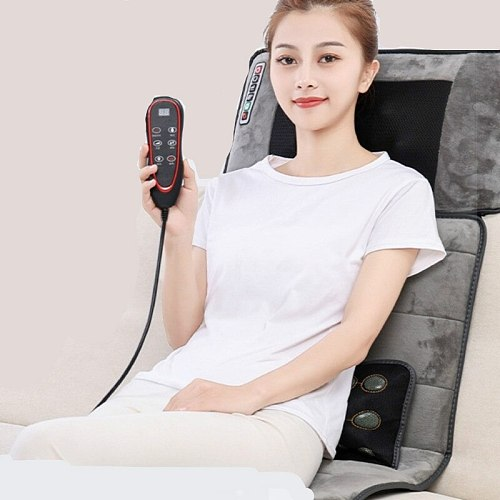 Three gear strength adjustment household massage chair independent temperature sensation hot compress relaxation treatments
