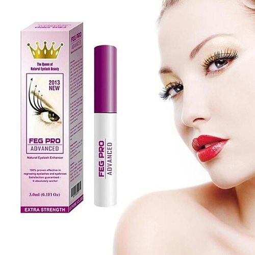 New FEG Eyelash Growth Pro Advanced Serum Eyelash Growth Booster Eyelash Treatments Enhancer Eyelash Extension